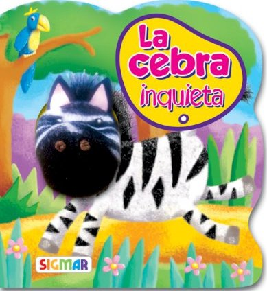 La cebra inquieta / The restless zebra