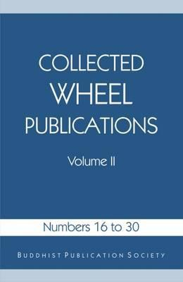 Collected Wheel Publications Collected Wheel Publications Numbers 16 to 30 Numbers 16 to 30 v. 2 v. 2