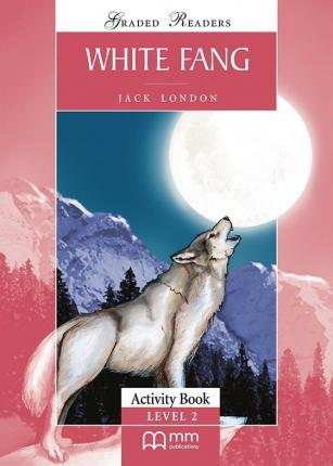 GR-12 WHITE FANG ACTIVITY BOOK