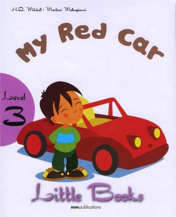 MY RED CAR SB WITH CDROM