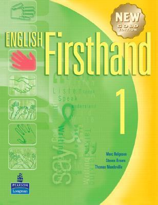 English Firsthand New Gold Ed S/B 1