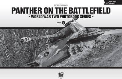 Panther on the Battlefield: World War Two Photobook Series: Volume 6