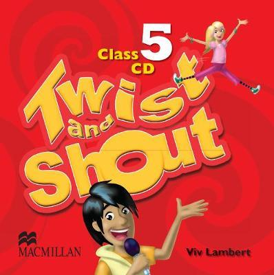 TWIST AND SHOUT 5 CLASS AUDIO CD