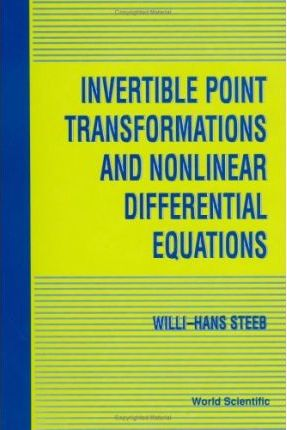 Invertible point transformations and nonlinear differential equations