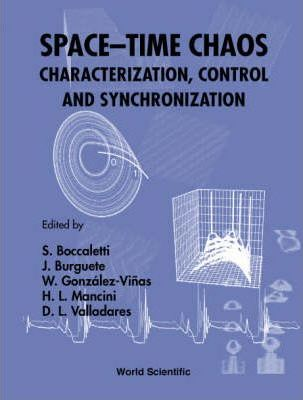 Space-time Chaos: Characterization, Control And Synchronization