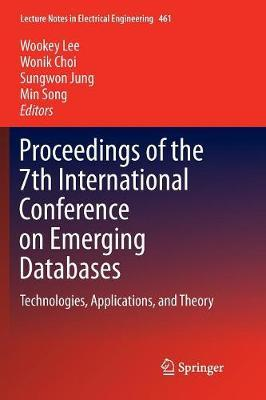 Proceedings of the 7th International Conference on Emerging