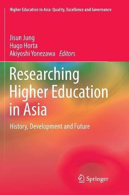 Researching Higher Education in Asia