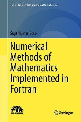 Numerical Methods of Mathematics Implemented in Fortran Cover Image