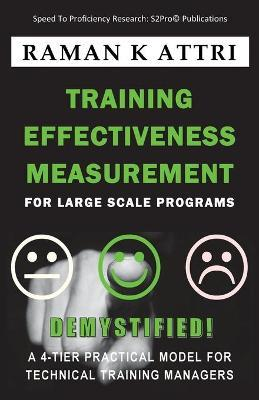 Training Effectiveness Measurement for Large Scale Programs - Demystified