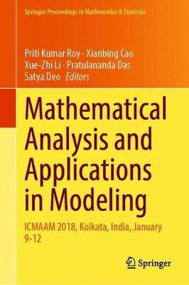 Mathematical Analysis and Applications in Modeling