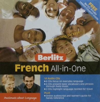 French Berlitz All in One Pack