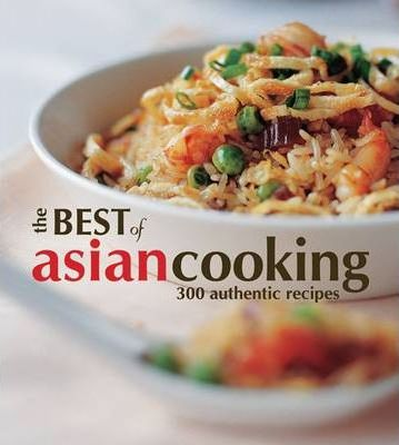 The best of asian cooking arlene diego 9789812617569 for Arlene s cuisine