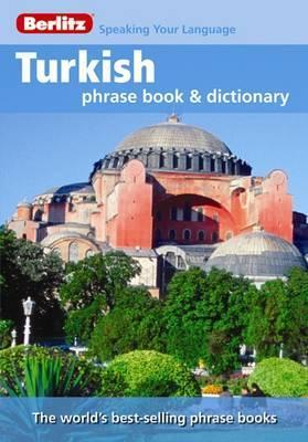 Berlitz Language: Turkish Phrase Book & Dictionary