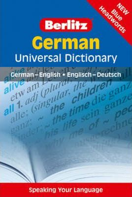 Berlitz: German Universal Dictionary