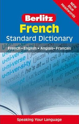 Berlitz Language: French Standard Dictionary