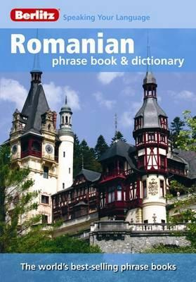 Berlitz: Romanian Phrase Book & Dictionary