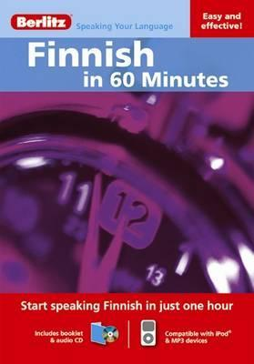 Berlitz Language: Finnish in 60 Minutes