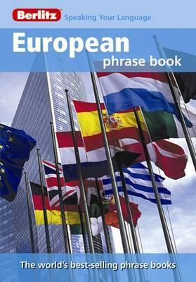 Berlitz: European Phrase Book & Dictionary