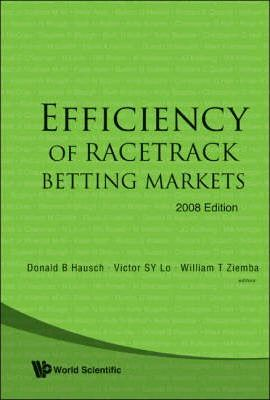 Efficiency of Racetrack Betting Markets 2008