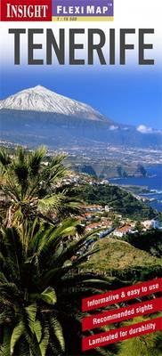 Insight Guides Flexi Map Tenerife : APA Publications Limited ...