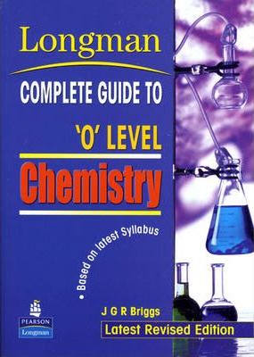 Complete guide o level chemistry jgr briggs 9789814114318 complete guide o level chemistry fandeluxe Gallery