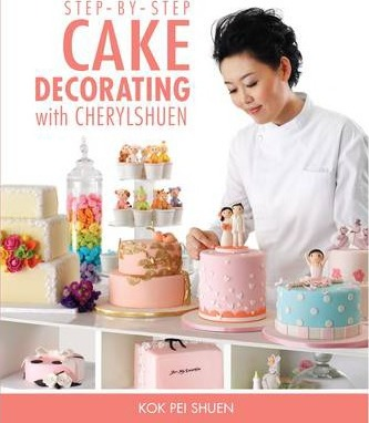 Step-by-step Cake Decorating with Cherylshuen : Kok Pei ...