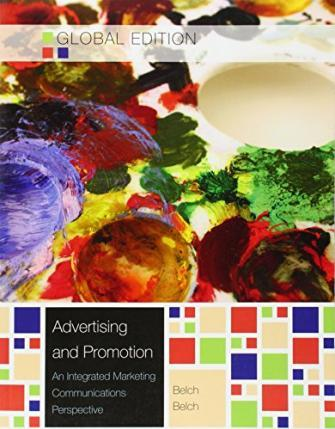 Advertising And Promotion Global Ed