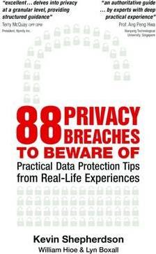 88 Privacy Breaches to Beware of: Practical Data Protection Tips from Real-Life Experiences