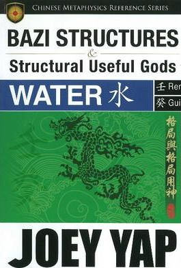 BaZi Structures & Useful Gods - Water