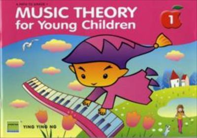 Music Theory for Young Children: Bk. 1