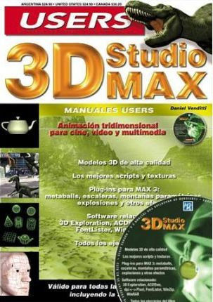 Manual imprescindible de 3d studio max comprar libros de.