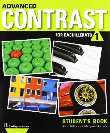Advanced Contrast, 1º Bachillerato: student's book