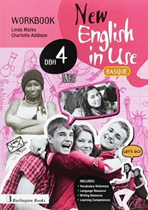 NEW ENGLISH IN USE 4ºESO WB BASQUE 16