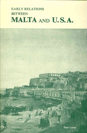 Early Relations Between Malta and the United States of America
