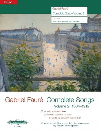 COMPLETE SONGS VOLUME 2 1884 TO 1919 HIG