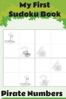 My First Sudoku Picture Book 4x4