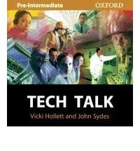 Tech Talk Pre-Intermediate: Class Audio CD Pre-intermediate level