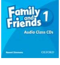 Family and Friends 1: Class Audio CDs