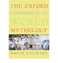 The Oxford Companion to World Mythology  Oxford Companions   Hardcover