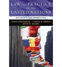 Law & Practice of the United Nations: Documents and Commentary [Hardcover]