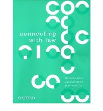 Connecting with Law  Paperback
