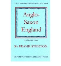 Anglo-Saxon England (Oxford History of England) by Stenton, Sir Frank M.