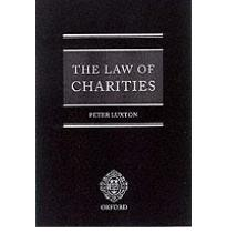 The Law of Charities [Hardcover] by Luxton, Peter; Hill, Judith