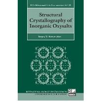 Structural Crystallography of Inorganic Oxysalts  International Union of Crys...