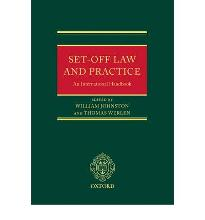 Set-Off Law and Practice: An International Handbook [Hardcover]; Werlen, Thomas