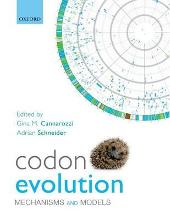Codon Evolution: Mechanisms and Models  Hardcover  by Cannarozzi, Gina M.