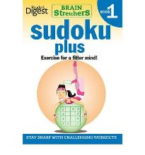 Brainstretchers 4 - Sudoku Plus  Paperback  by Reader  s Digest