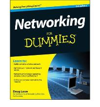Networking For Dummies  For Dummies  Computers    Paperback  by Lowe, Doug