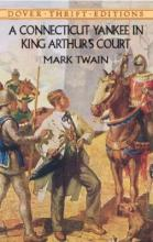 A Connecticut Yankee in King Arthur  s Court  Dover Thrift Editions   Paperback