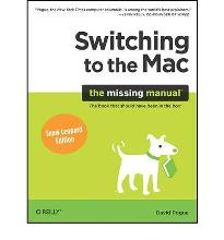 Switching to the Mac: The Missing Manual, Snow Leopard Edition  Paperback